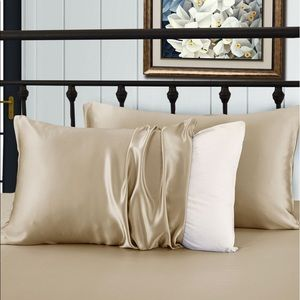 Pure Silk Pillow Cases 2